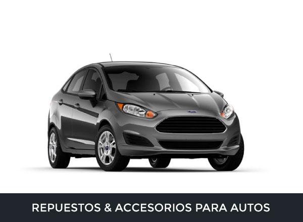 repuestos & accesorios para autos