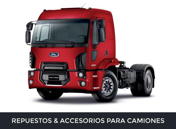 repuestos & accesorios para camiones