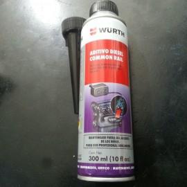 aditivo diesel common rail wurth